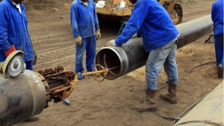 Pipeline Maintenance Contract - Basrah Eurolane