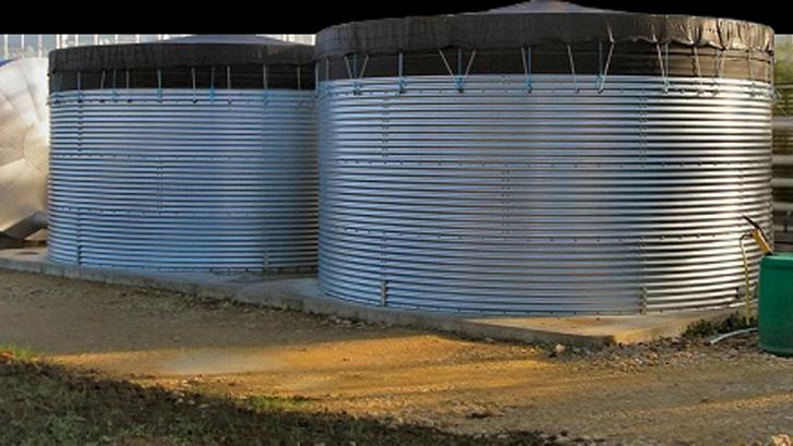 R.O. Water Distribution Through Tanking